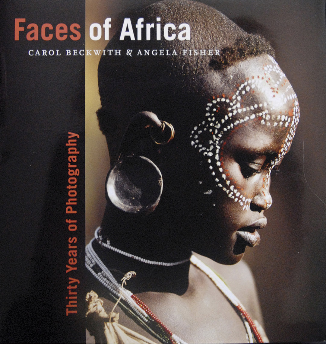 Faces of Africa - Carol Beckwith & Angela Fisher, 2004