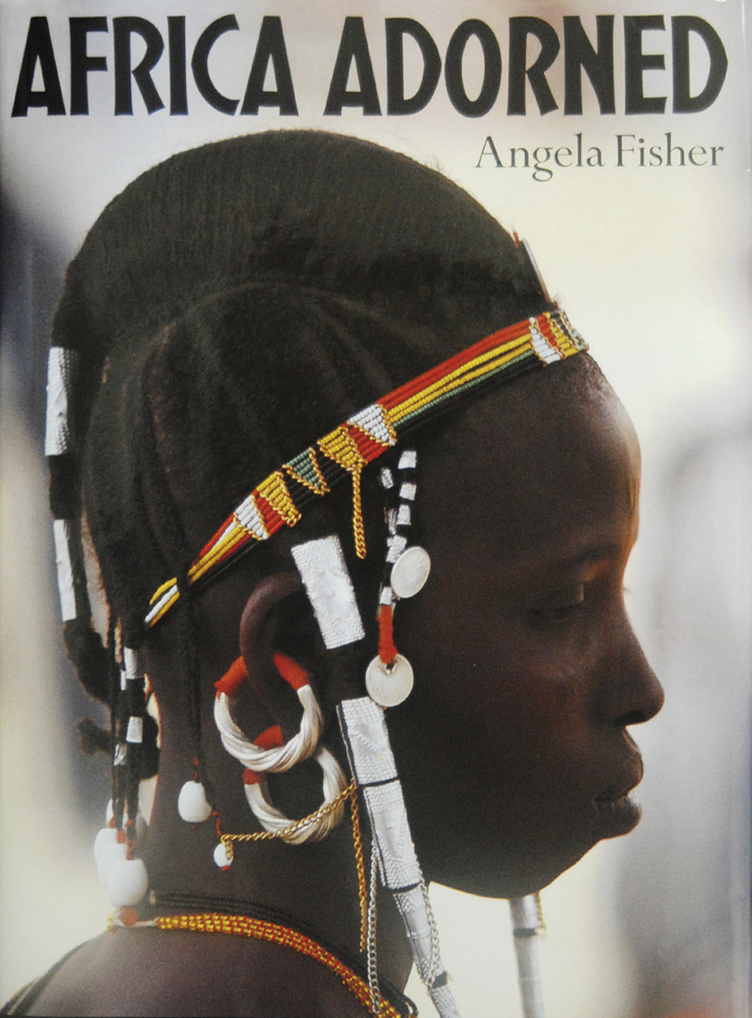 African Adorned by Angela Fisher, 1984