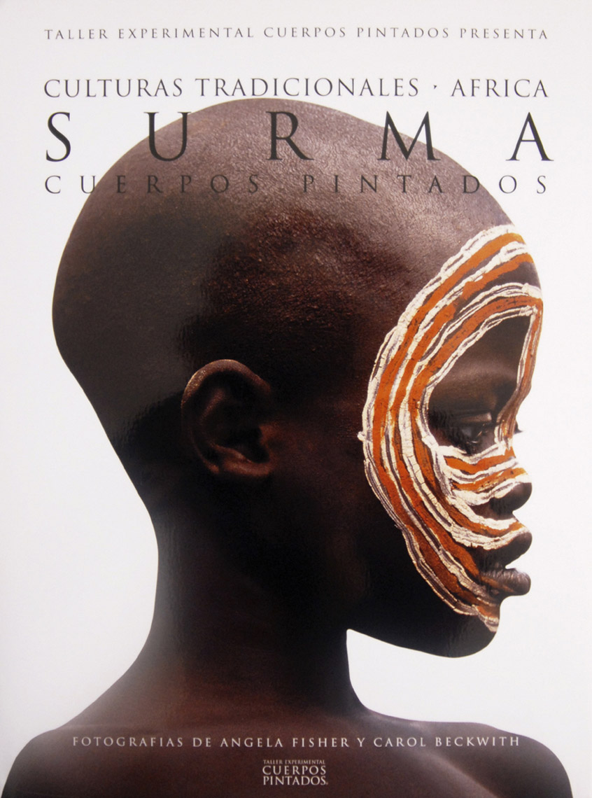 Surma, by Angela Fisher & Carol Beckwith, 2002